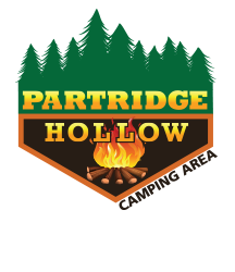 Partridge Hollow Camping Area Logo
